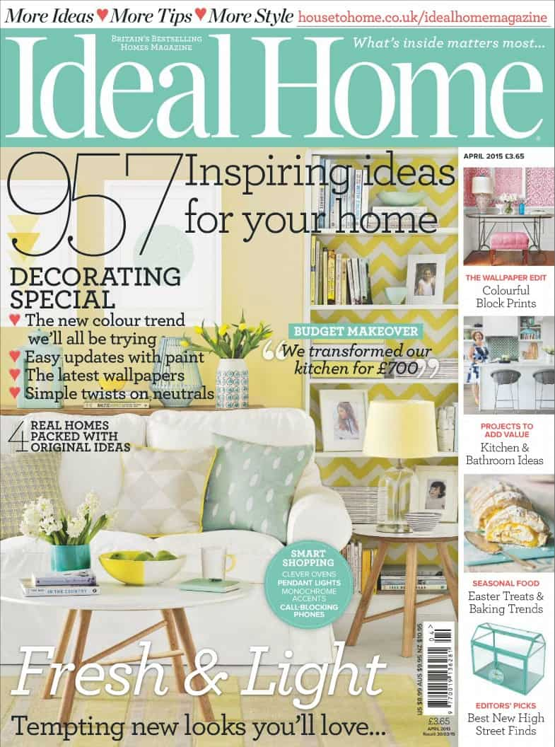 Ideal Home Magazine Feature 2