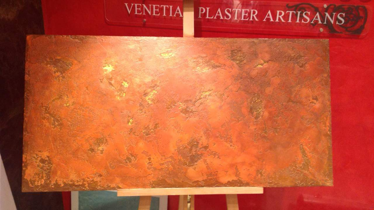 Polished Plaster Artwork 1