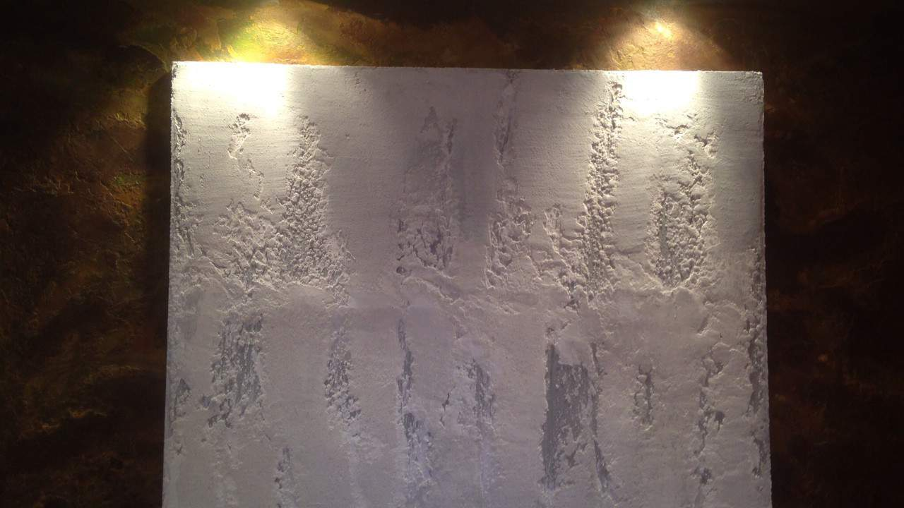 Polished Plaster Artwork 2