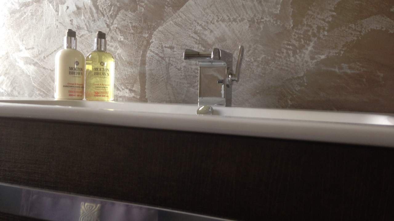 Polished Plaster Bathrooms 6